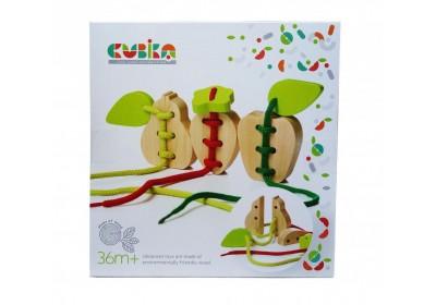 Шнуровка фрукты Cubika 14811
