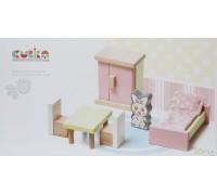 Набор деревянной мебели Cubika 2 Спальня 12640