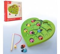 Деревянная игрушка Рыбалка MD 2121