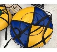 Тюбинг ватрушка 100 см разные цвета