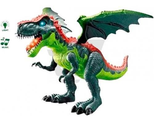 Динозавр интерактивный со съемными крыльями Maya Toys 844A