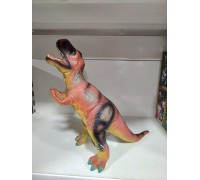 Динозавр большой резиновый 2608-04 50 см