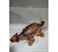 Динозавр большой резиновый 2608-02 50 см