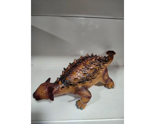 Динозавр большой резиновый 2608 50 см