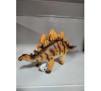 Динозавр большой резиновый 2608-01 50 см