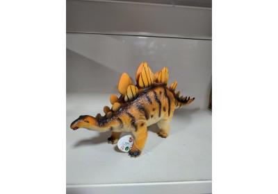 Динозавр большой резиновый 2608