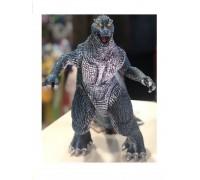 Годзилла резиновый руки и ноги поворотные 38 см серый