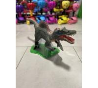 Динозавр большой резиновый 001 5 видов