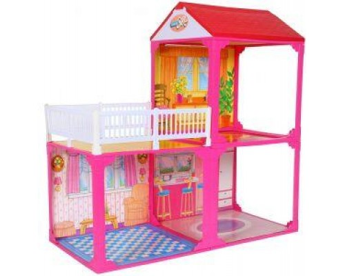 Дoм для кукoл My Lovely Villa 6982А