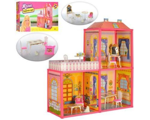 Дом для кукол Милана My lovely villa 6984