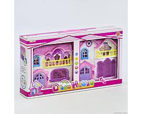 Дом для кукол 8116-1