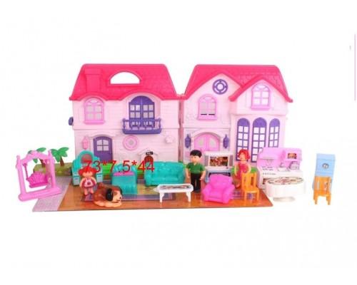 Дом для кукол My happy family 8032