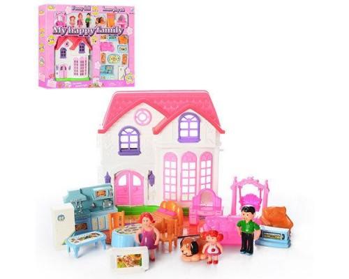 Дом для кукол My happy family 8033