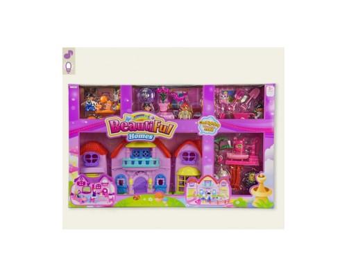 Дом для кукол Beautiful Homes 8161-3