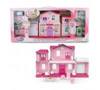 Дом для кукол My New Home 6661 2 цвета