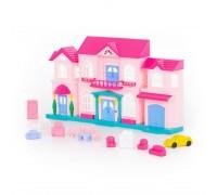 Кукольный дом София Polesie с мебелью 78018