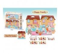 Дом для зайчиков Happy Family 20031 5 видов