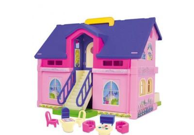 Дом для кукол Wader 25400
