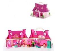 Дом для кукол My happy family 8039