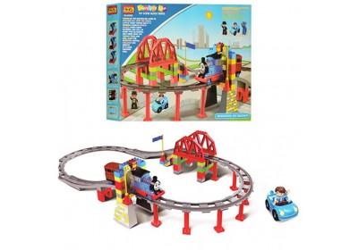 Конструктор железная дорога Томас Jixin 8288D