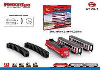 Железная дорога Молния 9712-1В
