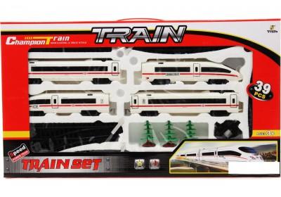 Железная дорога со звуком и светом Fenfa 1602A-1