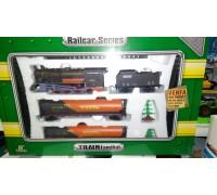 Железная дорога со звуком и светом Fenfa 1601A-4А
