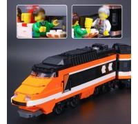 Железная дорога с конструктором Kazi 98223
