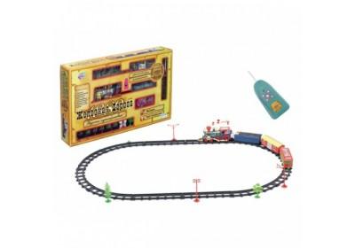 Железная дорога на радиоуправлении 0620