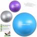 Мяч для фитнеса 65 см Profitball MS 1576 3 цвета