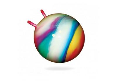 Мяч для фитнеса с рожками BAMSIC 0211 55 см
