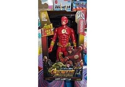 Супергерой Флеш Flash Marvel