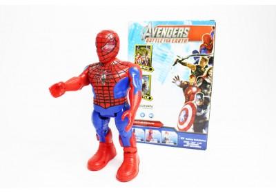Супергерой Человек-паук ходит 30 см