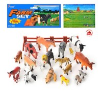 Набор домашние животные 638 (33 элемента в комплекте)