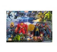 Супергерои Marvel набор из 4 героев 89007 3 вида