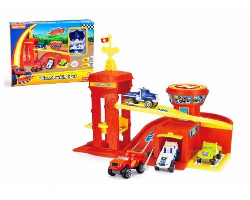 Детский игровой гараж Вспыш 828 - 63