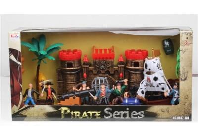 Игровой набор Maya Toys Замок пиратов 0807-14