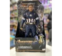 Супергерой Капитан Америка 3320 C 34 см