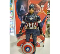Супергерой Marvel 3320 Тор, Халк, Железный человек, Капитан Америка