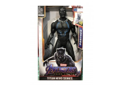 Супергерой Черная пантера