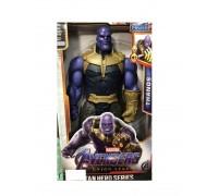 Супергерой Танос Thanos Мстители