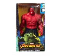 Супергерой красный Халк 28782
