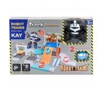 Паркинг Роботы Поезда + трансформер Key SZ-827D