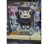 Игровой набор Робокар Поли JT3100 3 вида
