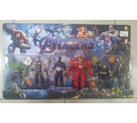 Супер герои Marvel набор 7 шт 901