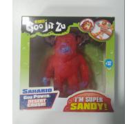 Гуджитсу Игрушка тянущаяся фигурка GooJitZu светится