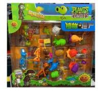 Растения против зомби набор фигурок 88033