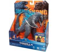 Фигурка Godzilla vs. Kong Годзилла с радиовышкой 15 см 35301