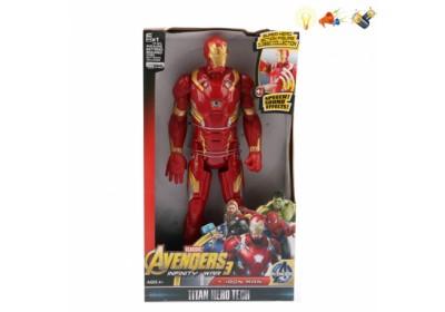 Супергерой Железный человек