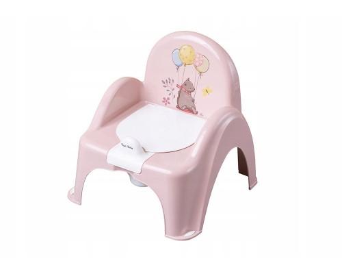 Горшок стульчик Tega baby Лесная сказка розовый FF-007-107